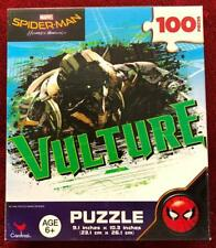 Marvel Spider-Man Homecoming Jigsaw Puzzle 100 Pieces Vulture New Factory Sealed