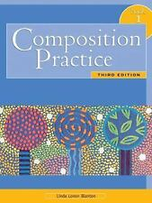 Composition Practice, Book 1: A Text for English Language Learners, Third