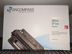 Encompass 502A Q6473A Magenta Compatible for HP LaserJet 3600 3800 CP3505 Toner