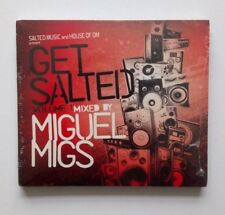 GET SALTED VOL 1 MIGUEL MIGS MUSIC CD NEW & SEALED