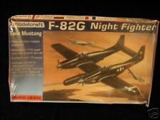 Modelcraft 1/48 F-82G Twin Mustang Night Fighter Model Kit