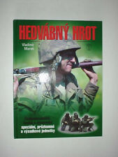 BOOK ON CZECH ARMY SPECIAL FORCES, RECON AND PARATROOPER UNITS many pictures