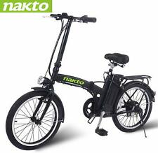 NAKTO Electric Bicycle 20