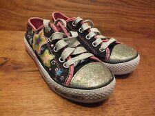 Girls Skechers Twinkle Toes Casual  Trainers Size UK 12 Kids  EU 30