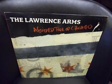 Lawrence Arms A Guided Tour of RED Colored vinyl LP 1999 Asian Man Records VG+