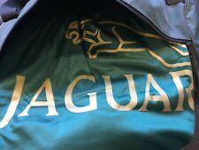 Staubschutzhülle Jaguar New S-Type, grün/gold
