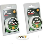 NGT Carp Fishing Bait PVA String or Tape 20M