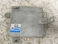 JDM Nissan Skyline R32 GTST RB20DET MT ECU ECM 22 23710 04U02 MEC-R132 SOCKETED