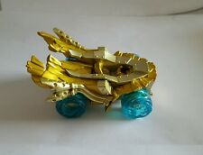Skylanders Superchargers ULTRA RARE golden gold hot streak vehicle only Chase