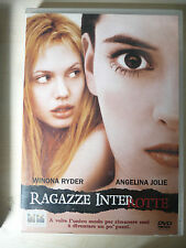 DVD RAGAZZE INTERROTTE - REGIA JAMES MANGOLD - COLUMBIA 2003
