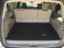 Cargo Sure-Fit Floor Mats: 2007-2014 GMC Yukon XL / Yukon Denali XL
