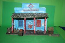 Old West, Cowboy, Indianer, Post Station, 1338 zu 7cm, Wild West u.a.,GMK World