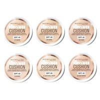 Maybelline Dream Cushion Liquid Foundation - 7 Shades