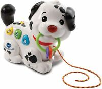 Vtech PULL ALONG PUPPY PAL Educational Preschool Young Child Toy BN