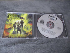 Avenger of blood-Death Brigata CD Suicidal Angels fueld by Fire Mantic rituale