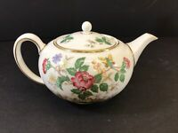 """CHARNWOOD by Wedgwood Tea Pot 5"""" Excellent Condition made in England"""