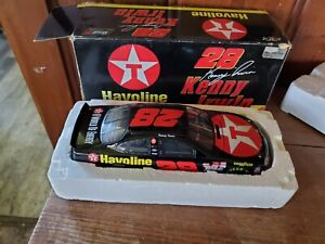 REVELL 1/18  #28 KENNY IRWIN  TEXACO  BOX IS FAIR