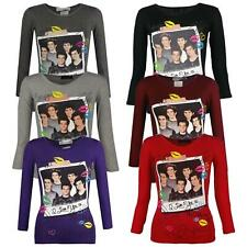 Kids Girls One Direction T Shirts Party Fashion Summer T-Shirt Tank Tops & Tees