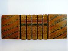 ALMONT BOMARE DICTIONNAIRE HISTOIRE NATURELLE 1791 in4 7/8 Botanique Astronomie