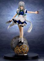 USED Touhou Project Special Sakuya Izayoi Battle ver. 1/7 PVC Figure Griffon