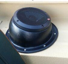 "NEW 6.5/"" Subwoofer Bass Tube Cabinet Box.Ported Speaker Enclosure.6-1//2/"".seat."