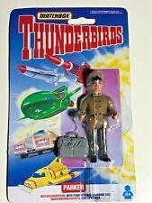 THUNDERBIRDS - Matchbox Parker Action Figure - Carded - NEW & SEALED