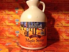 1 Quart(32oz) Pure Maple Syrup, Coombs Family Grade A Amber Color exp 2019