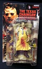 Bloody Leatherface Variant Action Figure New 1998 McFarlane Toys Movie Maniacs