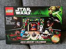 SNEU LEGO STAR WARS ADVENTSKALENDER - 75023 von 2013 WEIHNACHTS CALENDER ADVENTS