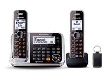 Panasonic KXTG7892AZS Twin Handset Bluetooth Cordless Phone