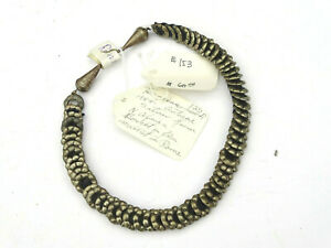 Antique North African Middle Eastern Tribal Necklace - Lot 15