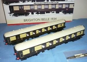 HORNBY OO GAUGE CLASS 5-BEL BRIGHTON BELL TWO CAR EMU R2987X BOXED
