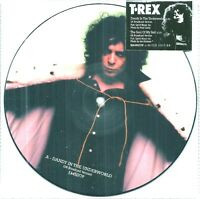 """T. Rex –   Dandy In The Underworld 7"""" Vinyl  Limited Edition Picture Disc (NEW)"""
