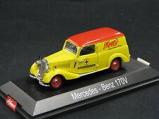 "Schuco Mercedes-Benz 170 V Kastenwagen 1:43 ""Maggi"" (JS)"
