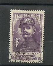 France 1940 Maréchal Foch N°455