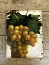 T-110 Grapes Sid Dickens Memory Tile