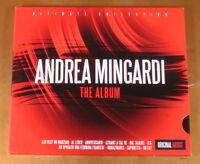 ANDREA MINGARDI - THE ALBUM - 2008 HALIDON - OTTIMO CD [AG-168]