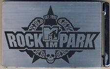 Rock im Park - Gürtelschnalle / Buckle - Neu