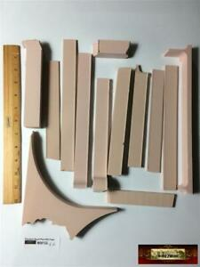M00132-047 MOREZMORE 1 lb Scrap Precision Board Plus HDU Sign Foam Model Making