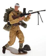WWII Japanese NLF Marine 1:18 Scale Figure: Sgt. Kudo