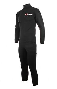 Two piece all season base layer under suit extreme racing for Motorcycle ski