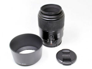 Sony 100 mm f/2.8 Macro SAL100M28 Lens For α A-Mount