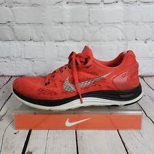 a5e77d2932735 Mens Nike Lunarglide +5 LIGHT CRIMSON 599160-600 Running Shoes Size 8