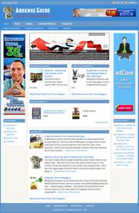 GOOGLE ADSENSE - Professionally Designed Affiliate Website - Free Installation