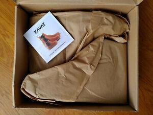 Kavat Nyhammar EP boot Size 44 reddish brown