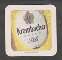 Bierdeckel - Coaster, KROMBACHER ,  Kreuztal - Krombach / NRW #6#
