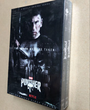 THE PUNISHER SEASON Seasons 1 & 2  DVD Region 1 US Brand New Fast shipping