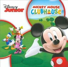 Disney Junior: Mickey Mouse Clubhouse by Disney (CD, Aug-2011, Walt Disney) NEW