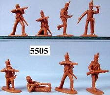 Armies In Plastic 5505 - American War 1812 British Army Figures/Wargaming kit