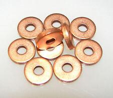 Tattoo Machine 10 #8 Copper Spring Deck Washers, Binder